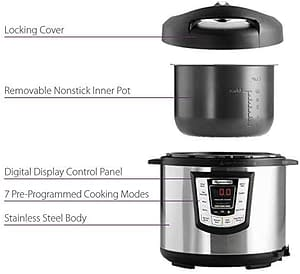 Tramontina Electric Pressure Cooker Review 7