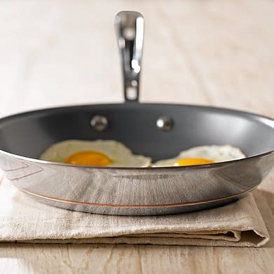 How to Keep Food from Sticking to Copper Pans 4