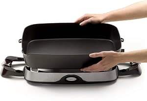 Presto 06857 16-inch Electric Foldaway Skillet Review 7