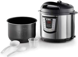 Tramontina Electric Pressure Cooker Review 5