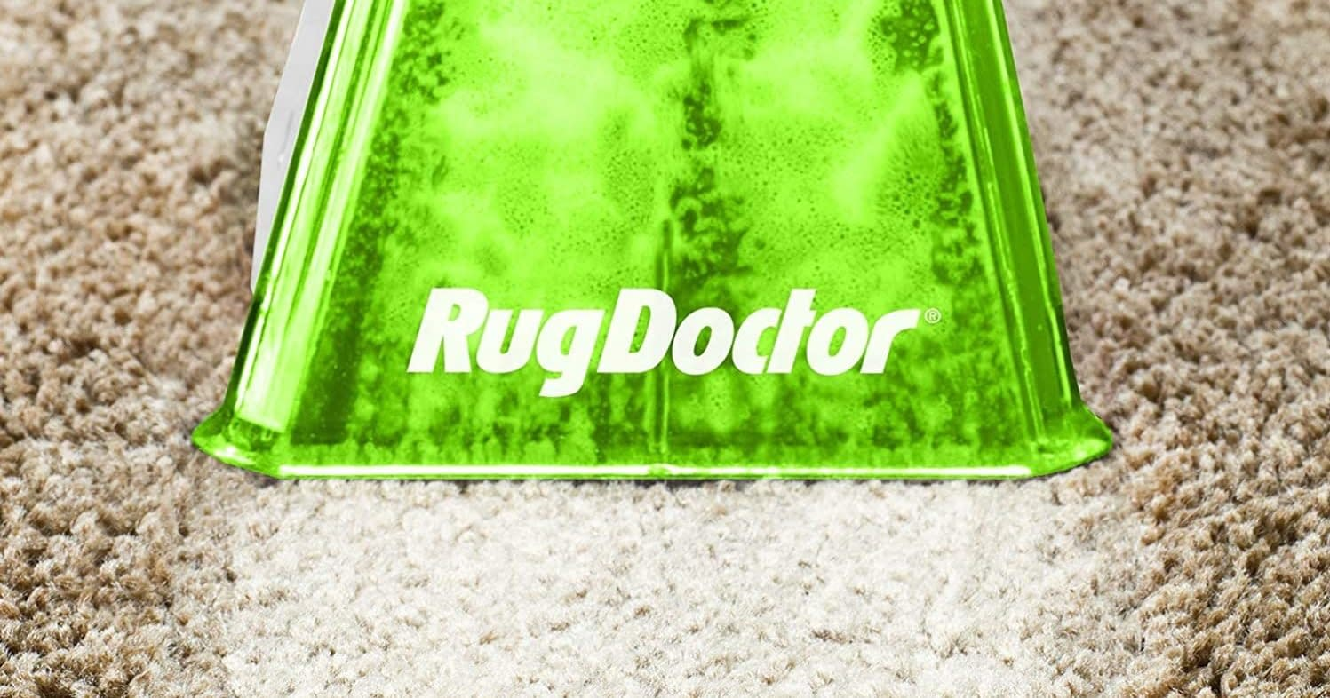 Buying guide to Rug Doctor Products 1