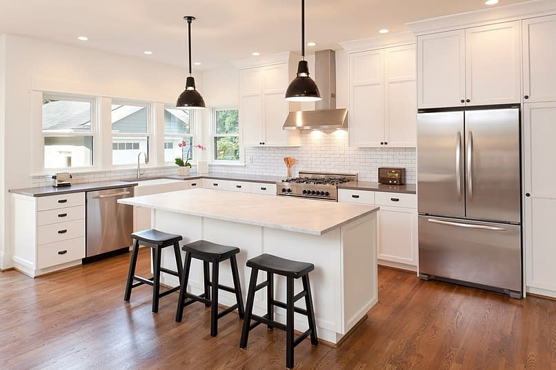 Improve your kitchen to make your home lively