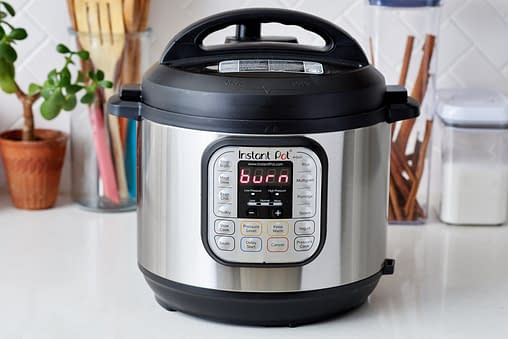 Why Does My Instant Pot Say Burn 2