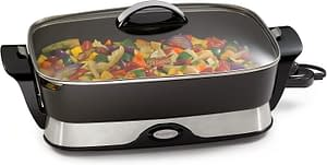Presto 06857 16-inch Electric Foldaway Skillet Review 5