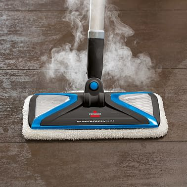 How to Clean Floor Tile Grout with Steam 1