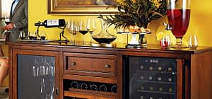 dual zone wine cooler reviews