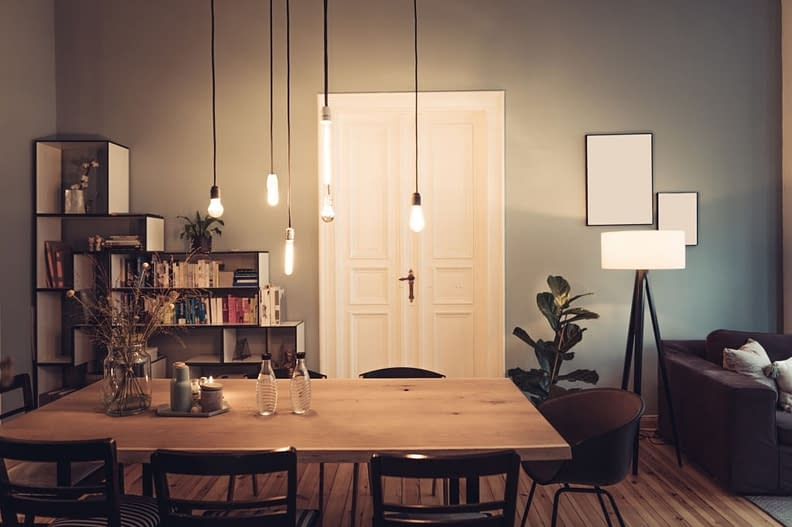 Make your home lively by lighting arrangement