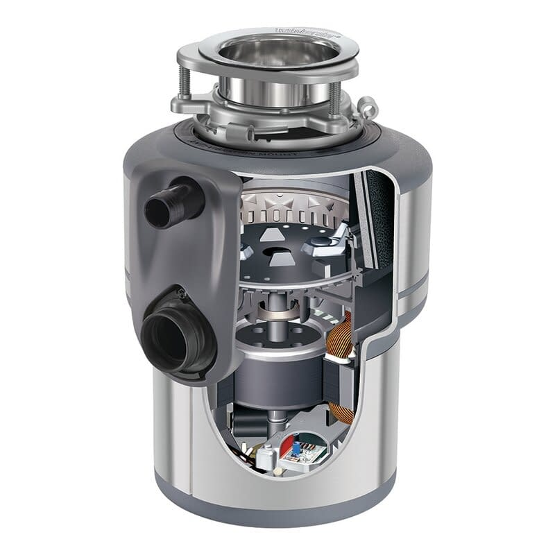 How to Get Glass out of Garbage Disposal 1