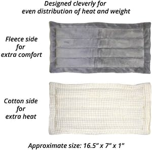 Best Microwavable Heating Pads for the Best Possible Relief from Pain 19