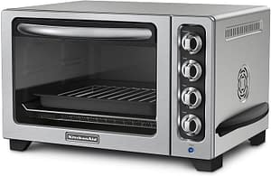 KitchenAid Toaster Oven Review 7