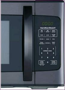 Hamilton Beach 1000-Watt Microwave Reviews 5