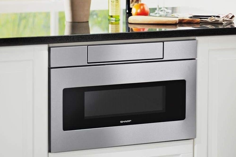 Drawer Microwave Review 1