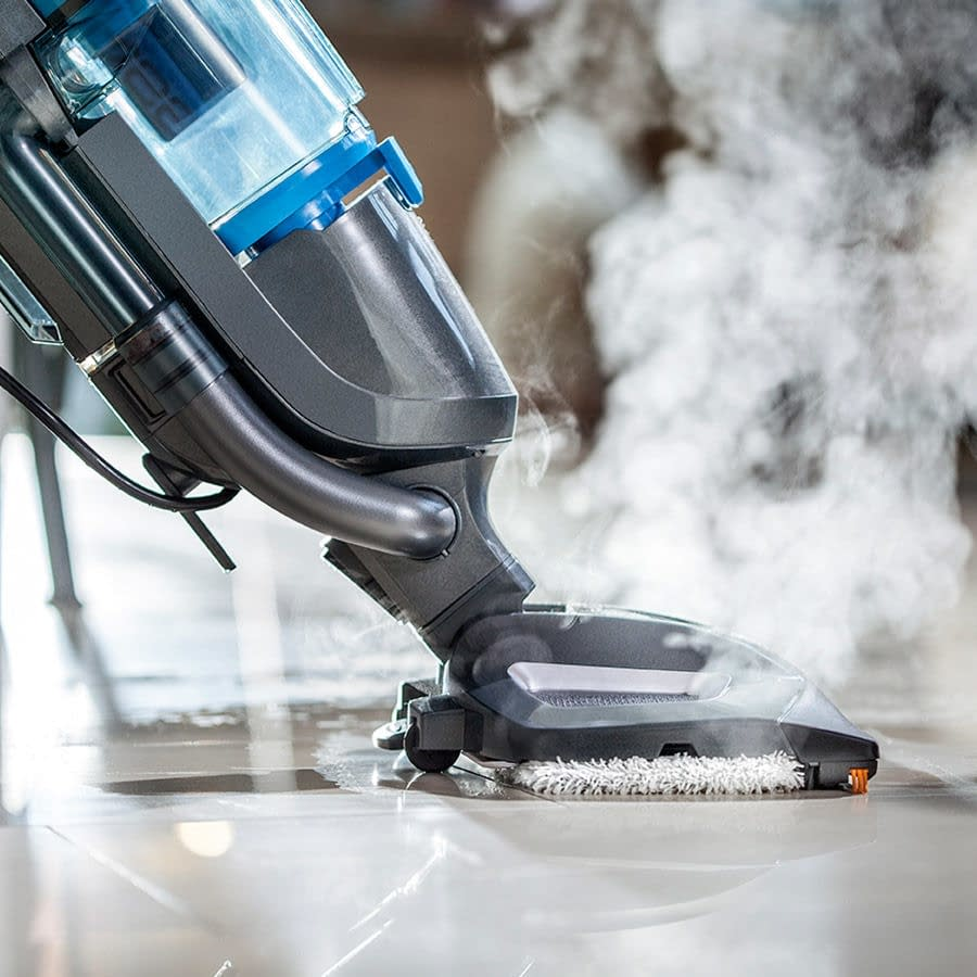 How to Use Bissell Steam Cleaner 1