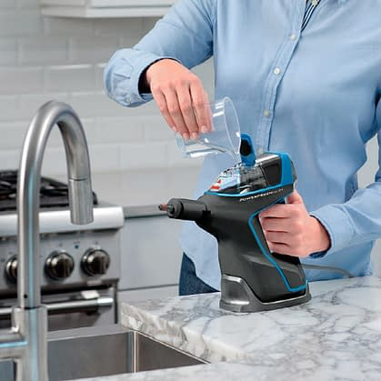 How to Use a Steam Mop 3