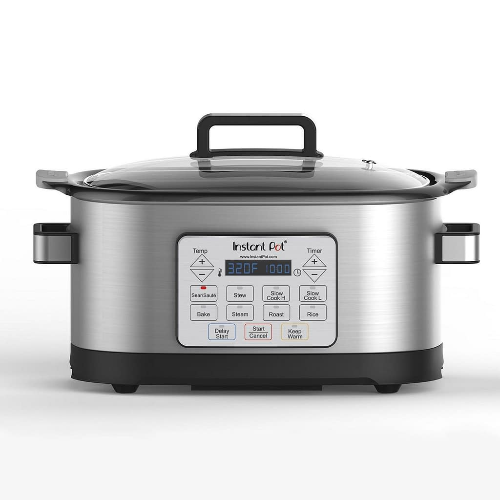 How To Use An Instant Pot As A Slow Cooker 3