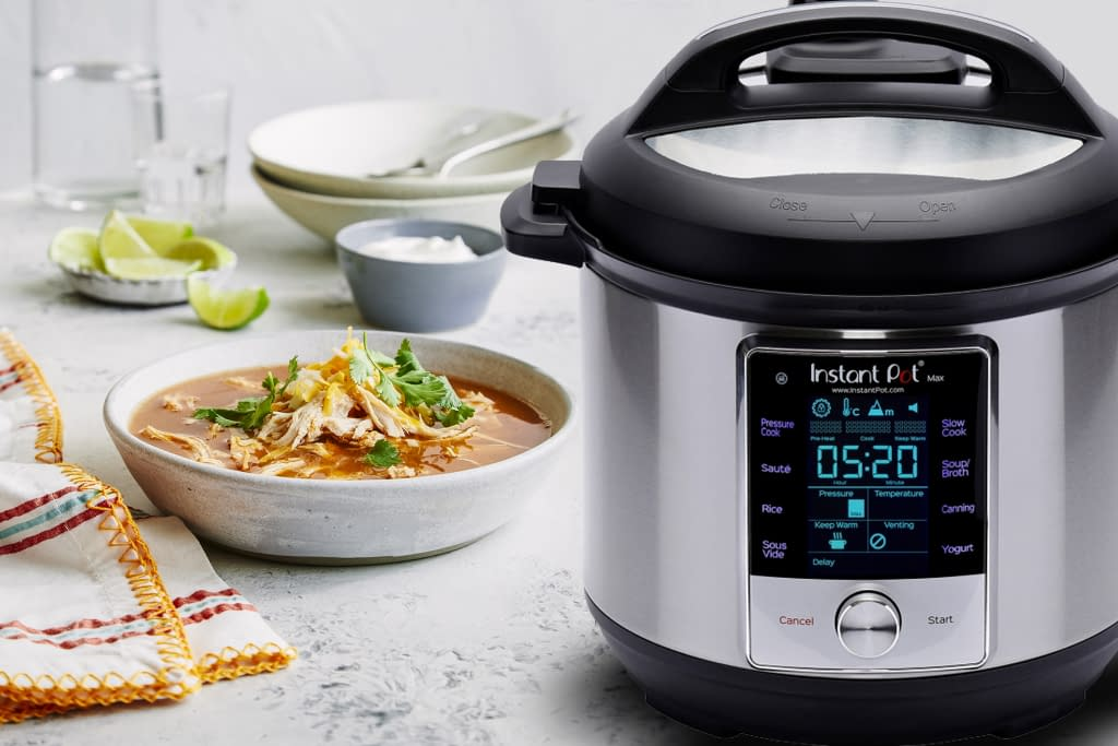 How To Get Smell Out Of Instant Pot 3