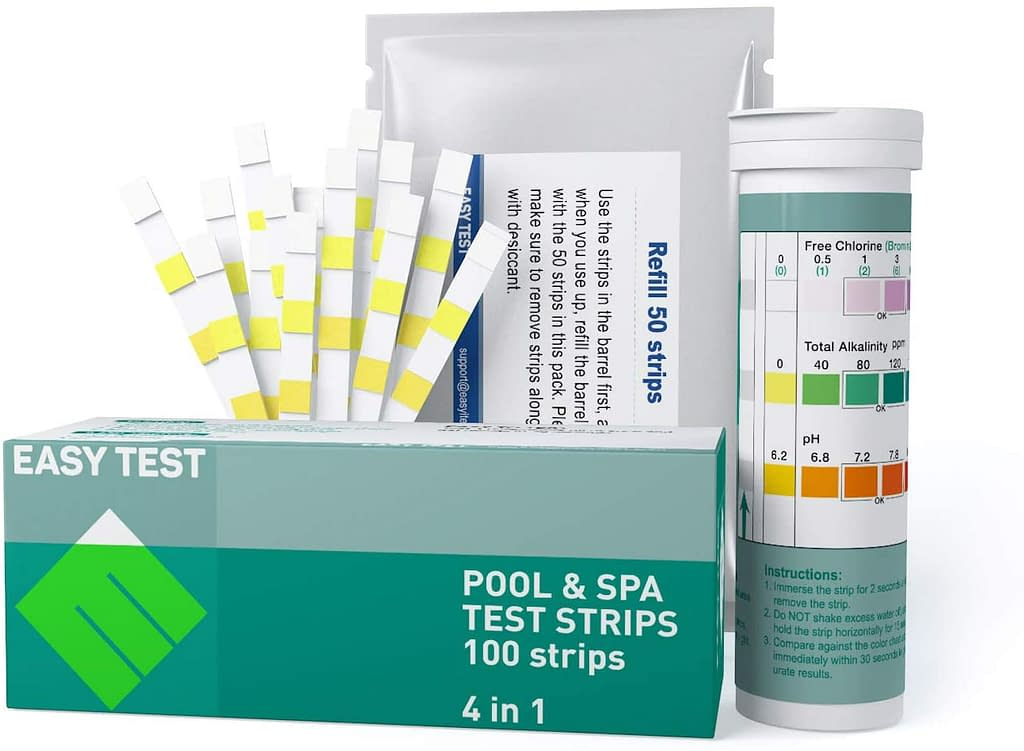 Best Pool Test Strips for Your Swimming Pool 11