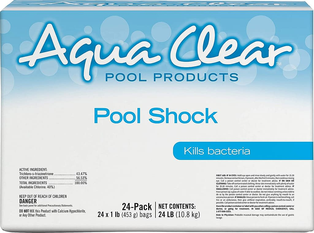 Best Pool Shock and Buying Guide 3