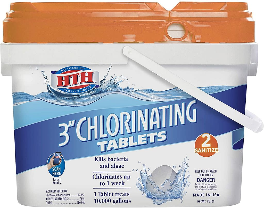 Best Chlorine for Pool: Buying Guide and Product Reviews 11