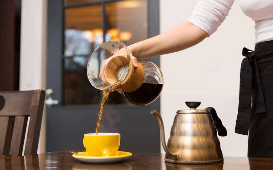 Best Pour-Over Coffee Makers in 2021: Reviews & Buying Guide 1