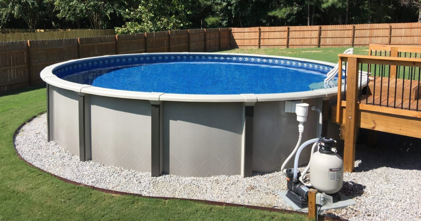Best Above Ground Pool Pump 1
