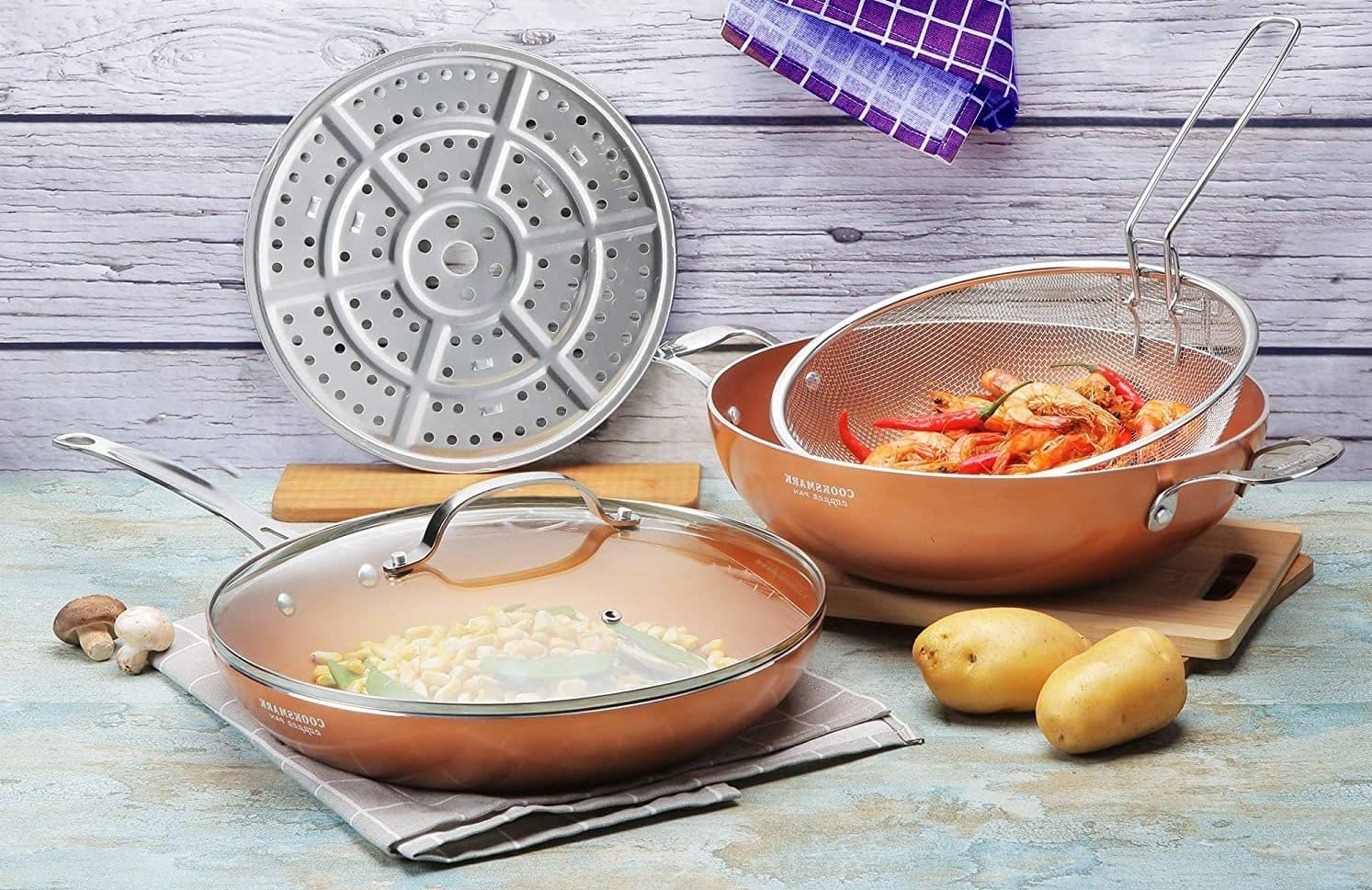 How To Keep Food From Sticking To Copper Pans 1