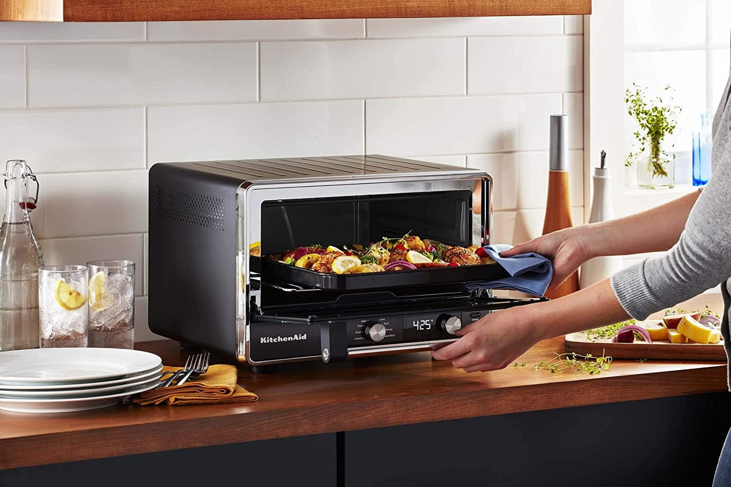 KitchenAid Toaster Oven Review 1
