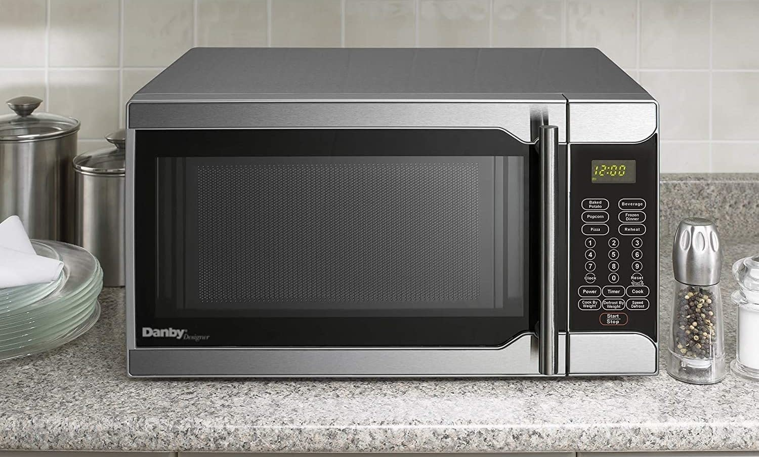 Danby Microwave Reviews 1
