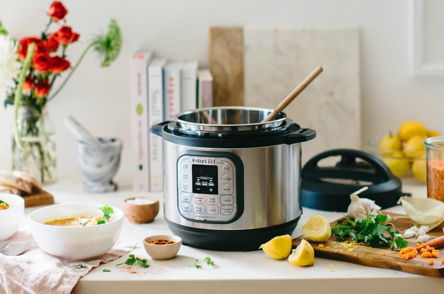 How Long Does Instant Pot Take to Preheat 1