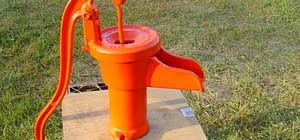 With today's pitcher pump reviews, we'll explore 5 of the most effective hand pumps on the market so you'll never run out of water again.