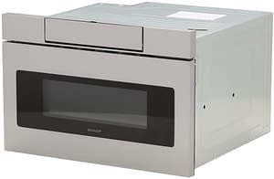 Drawer Microwave Review 3