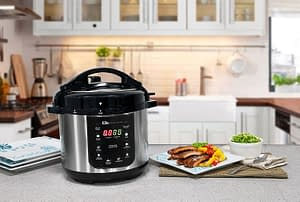 Elite Pressure Cooker Reviews 9