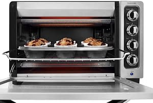 KitchenAid Toaster Oven Review 5