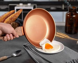 How To Keep Food From Sticking To Copper Pans 7
