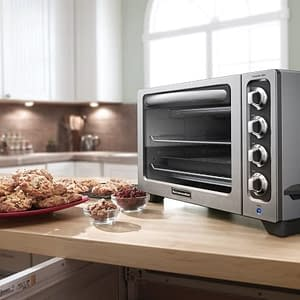 KitchenAid Toaster Oven Review 9