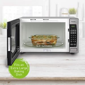 Panasonic NN-SN966S Review - A great microwave countertop oven? 5