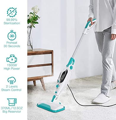 How to Use a Steam Mop 2