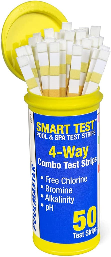 Best Pool Test Strips for Your Swimming Pool 7