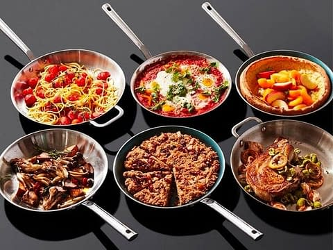 How to Keep Food from Sticking to Copper Pans 2