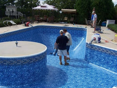 How to Patch a Pool Liner 2