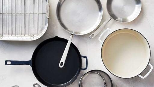 Five Productive Things You Can Do with Your Old Pots and Pans? 4