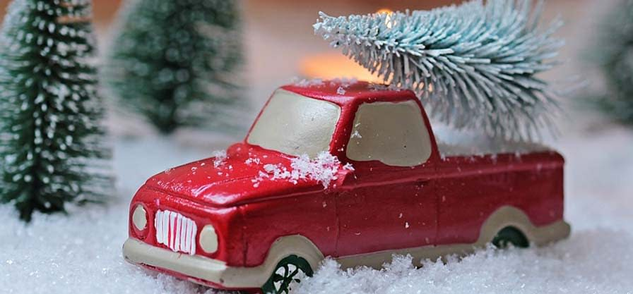 13 key items to safeguard you in the event of an accident or breakdown when it's snowing.