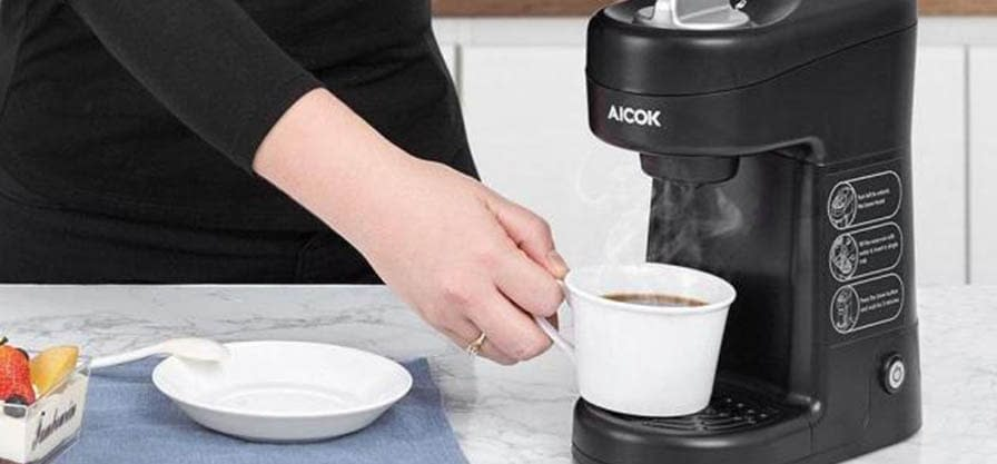 5 Best Single Serve Coffee Maker Reviews
