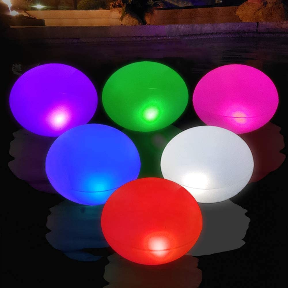 Best Floating Pool Lights 13