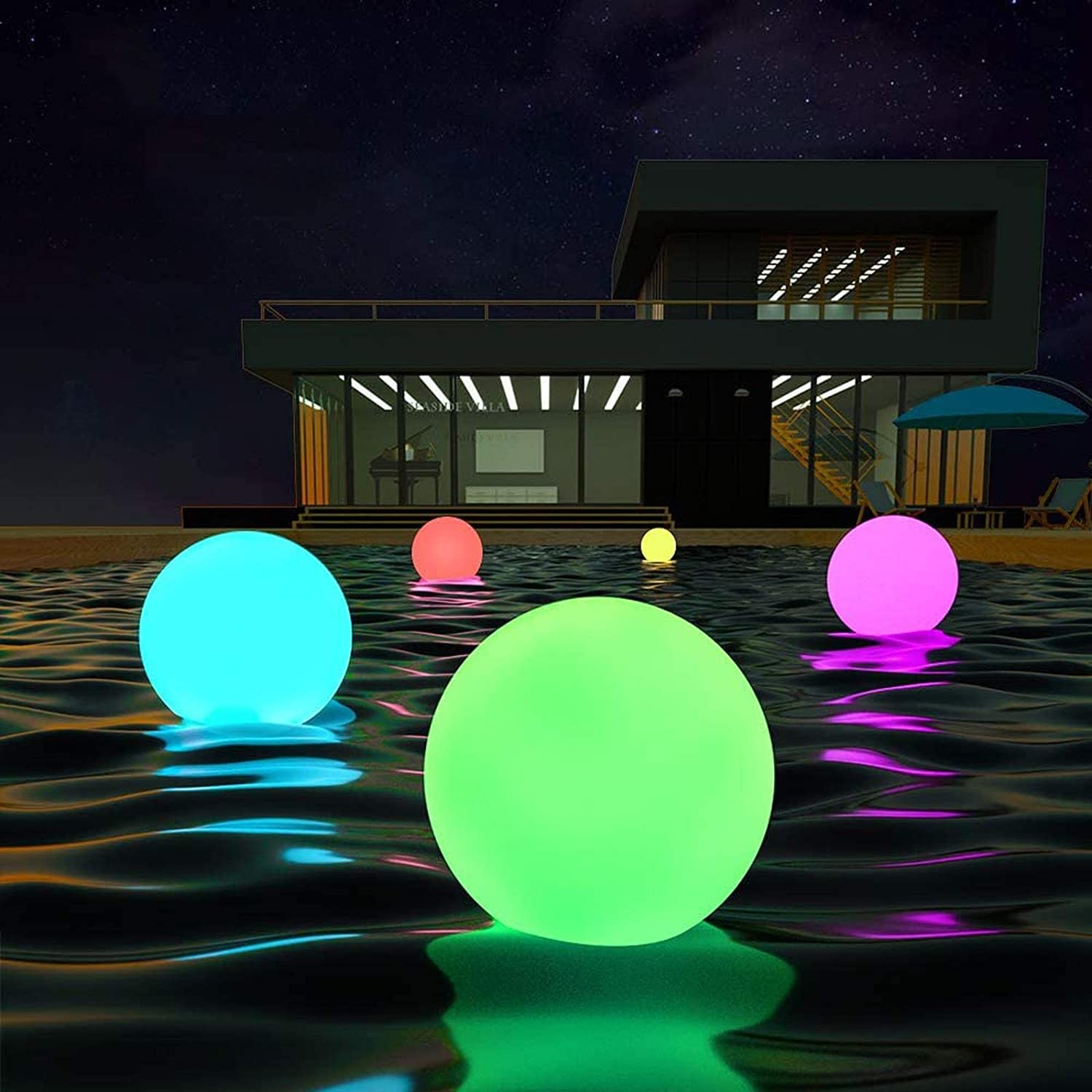 Best Floating Pool Lights 5